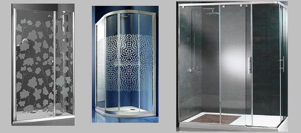 Mamparas de ducha baratas diario central for Tipos de mamparas