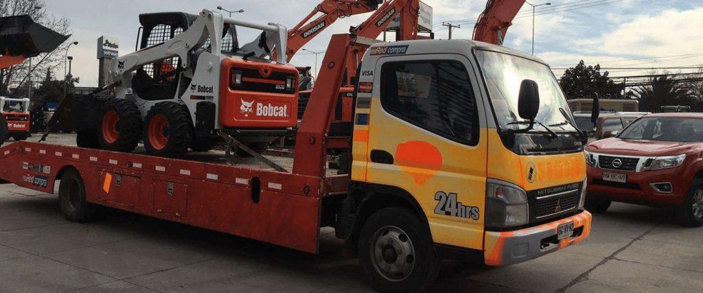 Seguridad en grúas de maquinaria pesada